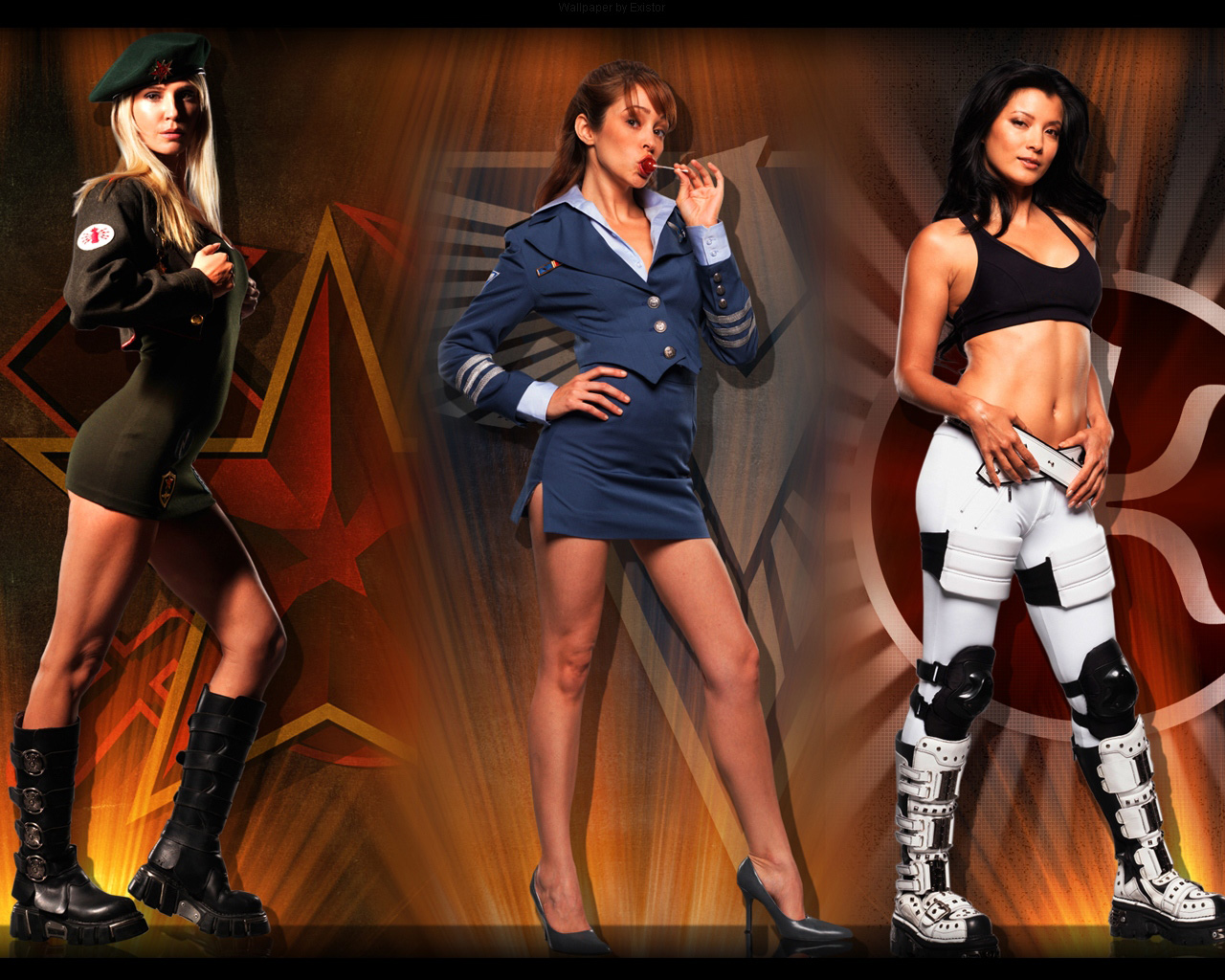 command and conquer girls ho
