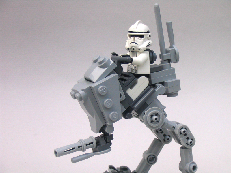Lego Star Wars 75002 AT - RT