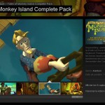 Promotion Steam, Tales of Monkey Island