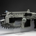 L'arme de Gears of War en Lego