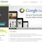 Google Currents transforme les sites en web journaux