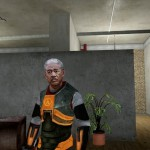 Morgan Gordon Freeman dans Half GTA 4