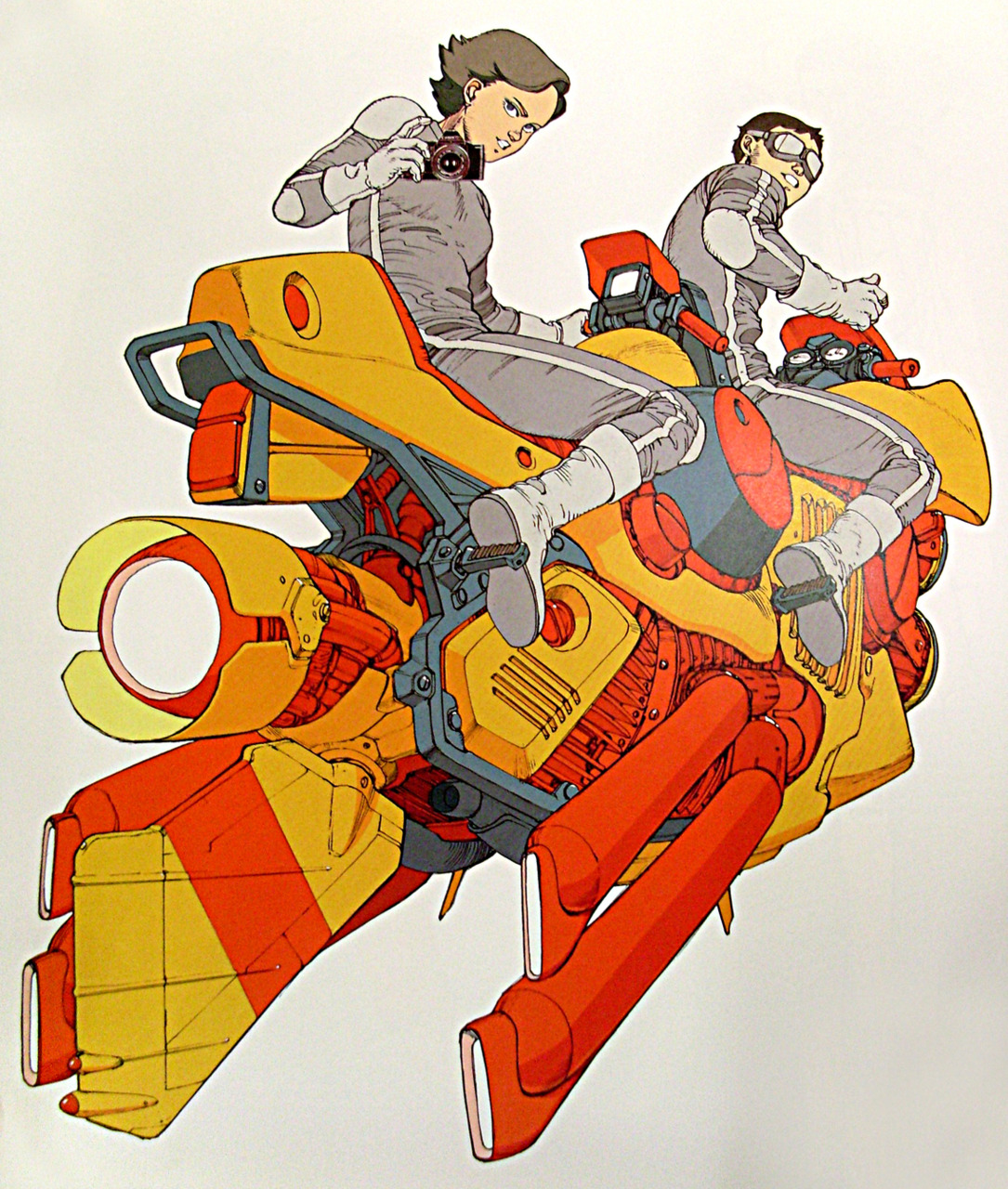 Character Design Theme Generator : Otomo on pinterest manga character design references