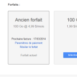 Google Drive propose 1To pour 10$