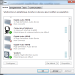 Comment switcher de sortie son