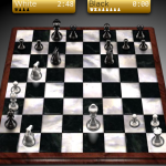Jeu d'échecs en flash