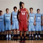 Une fille de 12 ans virée de l'équipe de basket parce qu'elle était trop forte