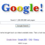 Internet d'y il a 7 ans