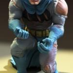 Batman en 3d