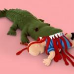 Achetez Gali l'alligator