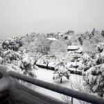 Il neige à Marseille