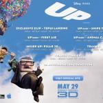 Des nouveaux extraits de UP (pixar)