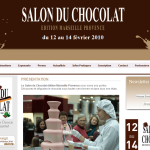 Salon du chocolat à Marseille édition 2010