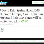 La mise à jour éclair pour bientôt sur les mobiles HTC