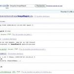 Rechercher du code sur Google