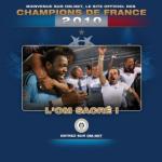 L'OM est champion de France
