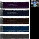 Installez des thèmes sur Notepad++
