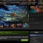 Précommandez Monkey Island 2 Special Edition et recevez le premier en cadeau