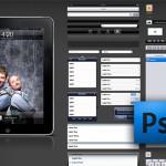 Kit de design pour iPad