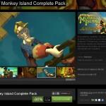 La saison 1 de Tales of Monkey Island à 5€