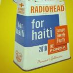Le concert de charité de Radiohead pour Haiti est disponible aux dons
