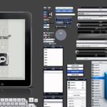 Un PSD pour vos GUI d'iPad (version 2)