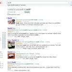 Google recipes, vous aide à rechercher des recettes