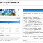 Des dégradés CSS comme dans Photoshop