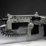 L'arme de Gears of War en Lego