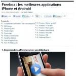 Les meilleures applications mobiles pour Free