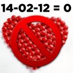 Saint Valentin 2012 annulée