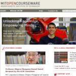 Des cours du MIT disponibles sur le net