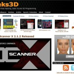 Un site de référence pour les CG 3D