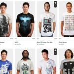 Tshirts en ligne