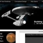 Construire l'Enterprise