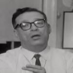 Isaac Asimov nous énonçant les 3 lois de la robotique