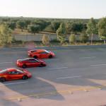 Quand passent les émissions de sports auto?