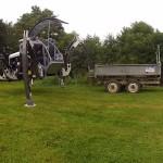 Un SpiderBot pilotable