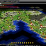 FreeCiv jouable sur navigateur