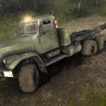 Un simulateur de camions