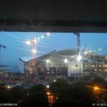 La reconstruction du stade Vélodrome