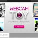 Amusez vous avec votre webcam
