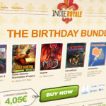 Le Birthday Bundle d'Indie Royale