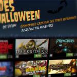 Soldes Steam spéciales Halloween