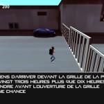 Les incidents du Paris Games Week en jeu vidéo