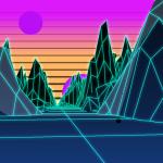 Paysages virtuels en Javascript