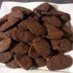 Recette – Sablés au chocolat