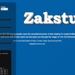 Un créateur de texte 3D en CSS