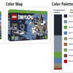 TinEye Labs – Extracteur de couleurs