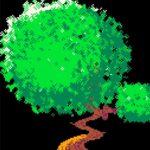 Summer Trees ~ Pico-8 Doodle #58 | Trasevol_Dog – générateur d'arbres